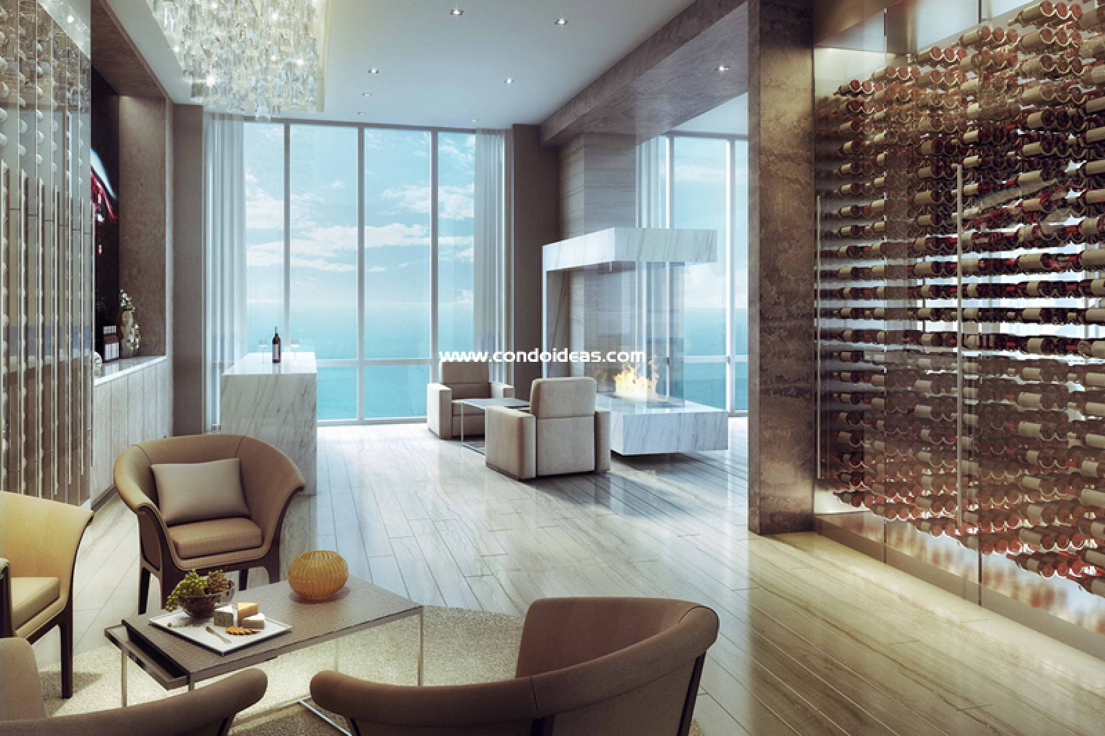 The Mansions at Acqualina condo