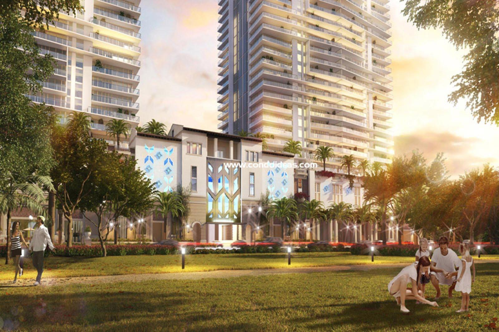 Parque Towers condo