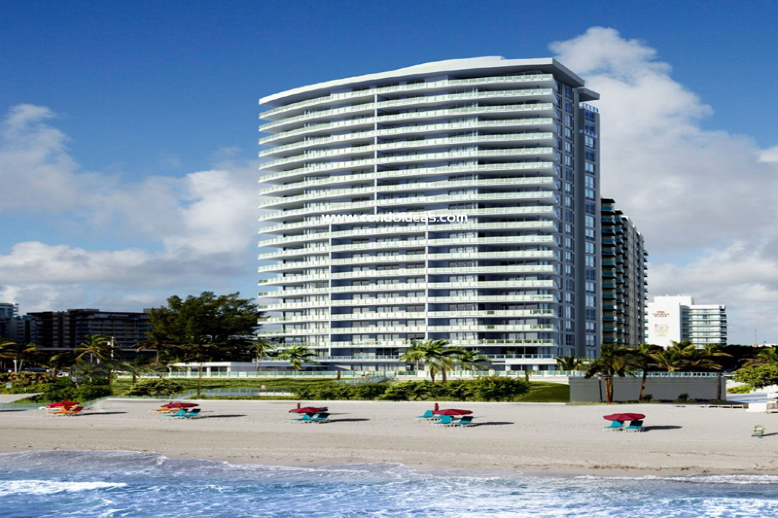 Apogee Beach Condo in Hollywood