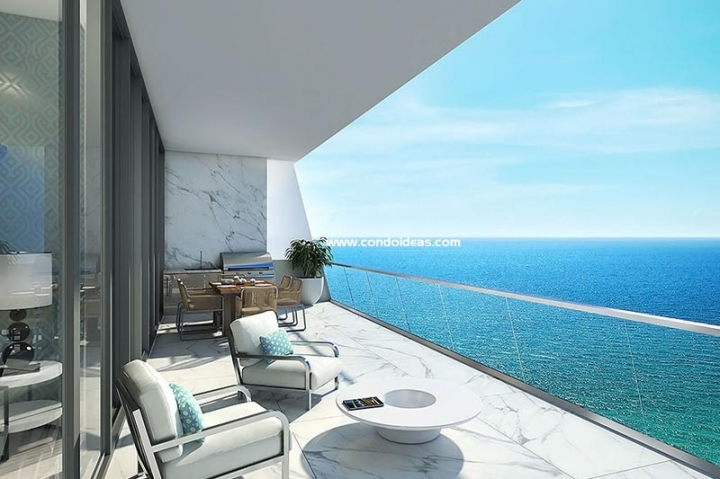 Turnberry Ocean Club condo