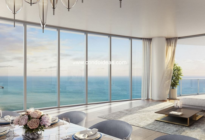 Ritz Carlton Residences Sunny Isles